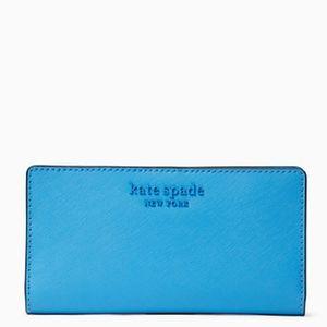 Kate Spade- Slim Bifold Wallet